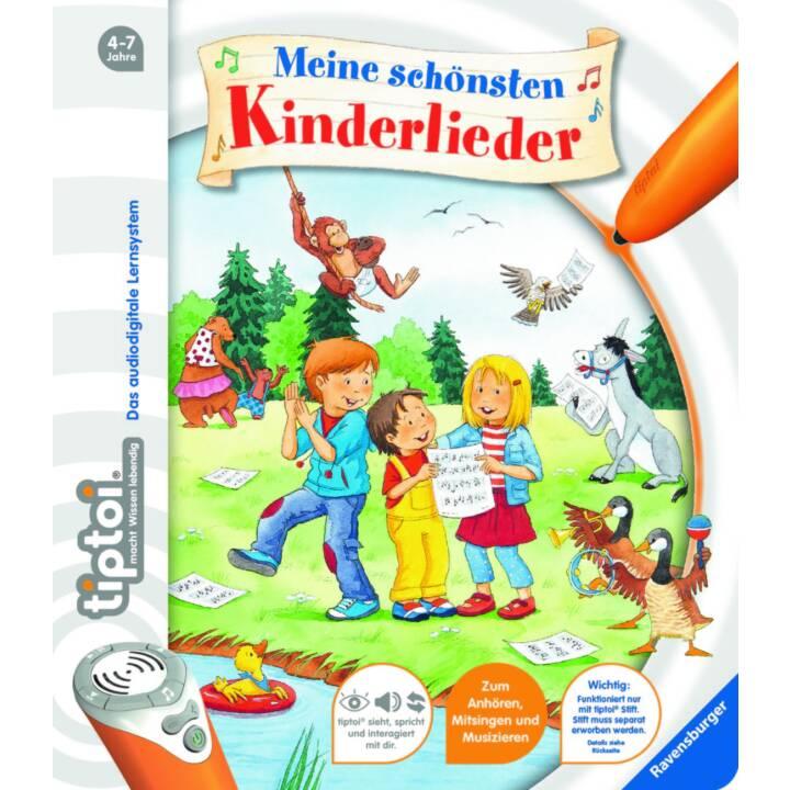 TIPTOI Meine schönsten Kinderlieder Lernspiel, DE