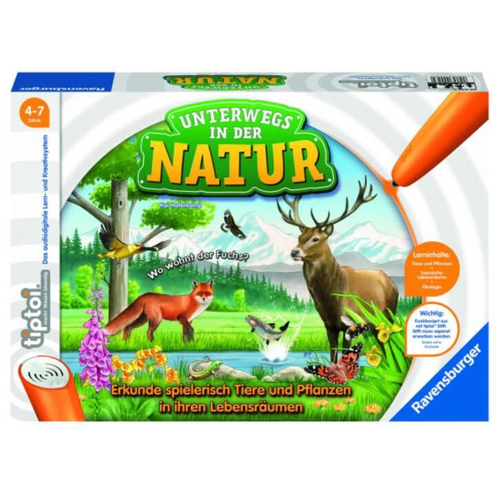 TIPTOI Unterwegs in der Natur Lernspiel (DE)