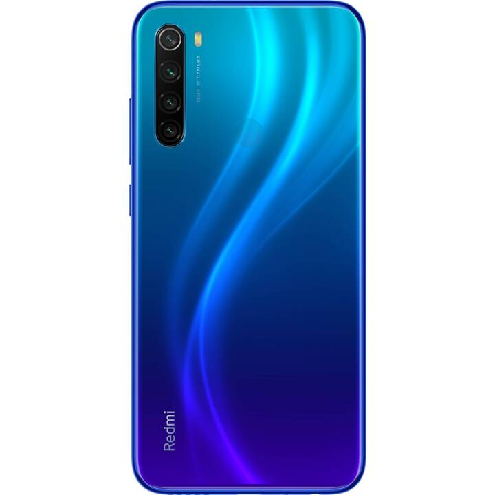 "XIAOMI Redmi Note 8 (6.3"", 64 GB, 48 MP, Neptune Blue)"