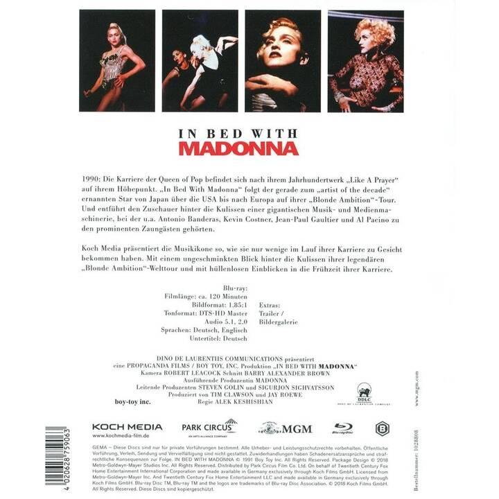 In bed with Madonna (DE, EN)
