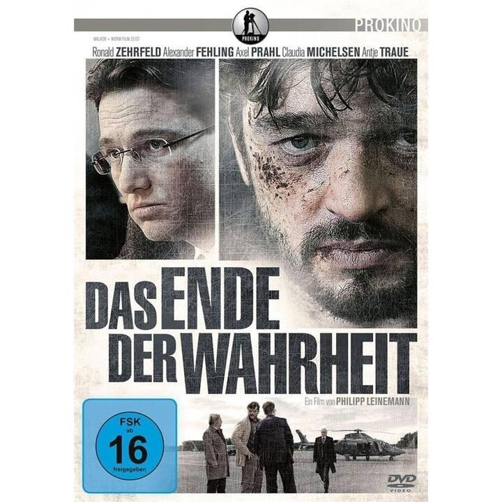 Das Ende der Wahrheit (DE)