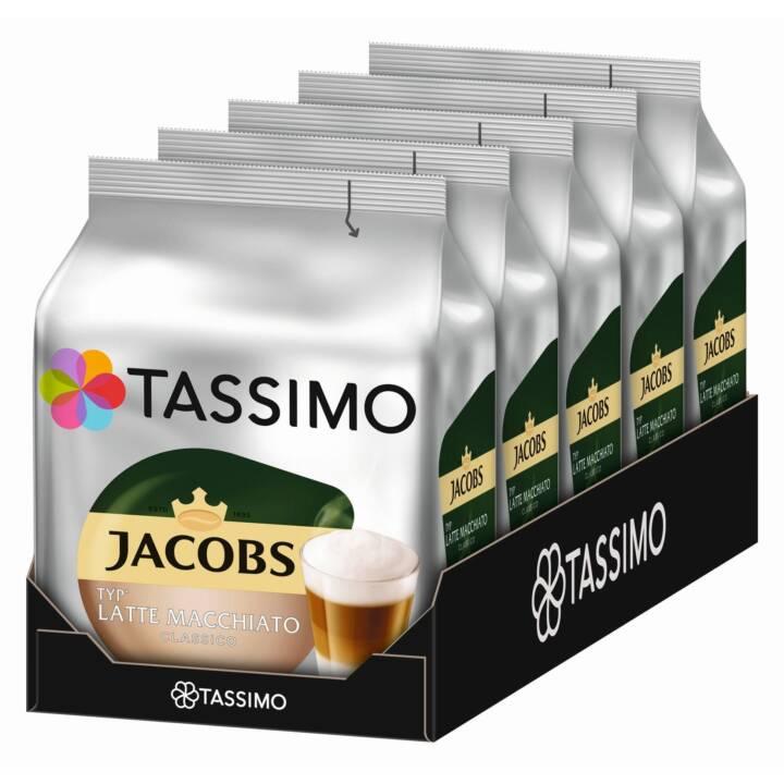 TASSIMO Capsule di caffè Jacobs (8 pezzo)