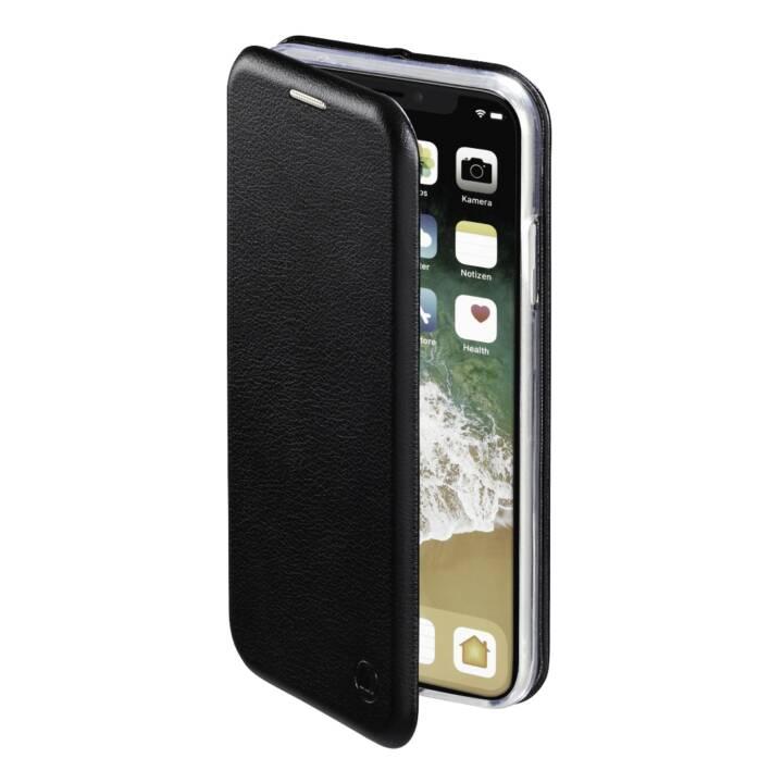 HAMA Flipcover Curve (iPhone XR, Noir)