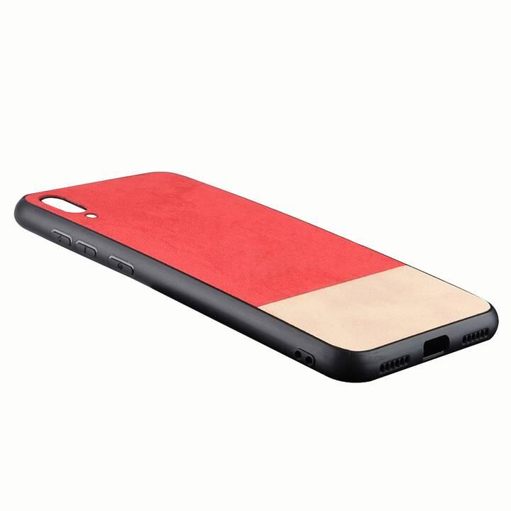 EG Mornrise Backcover fuer Samsung Galaxy S10 - Rot