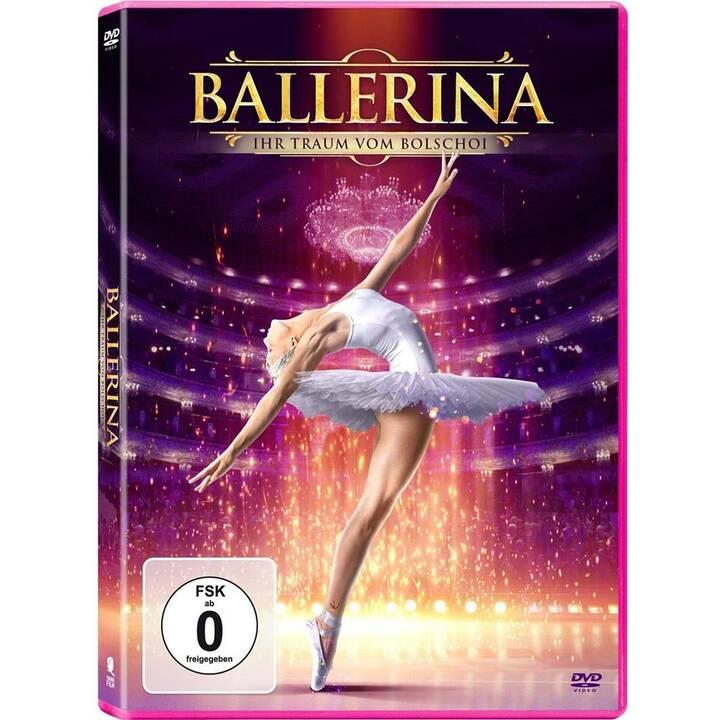 Ballerina - Ihr Traum vom Bolschoi (DE, RU)