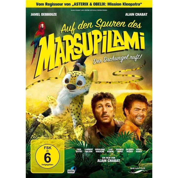 Auf den Spuren des Marsupilami (FR, DE)
