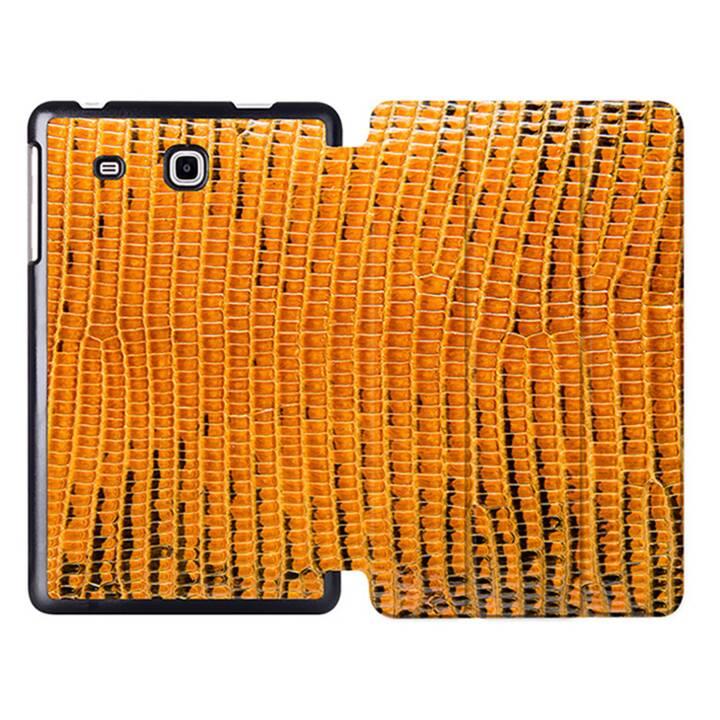 """EG MTT Sacoche à comprimés avec housse pliable Smart pour Samsung Galaxy Tab A6 7"""" - Snake Skin"""