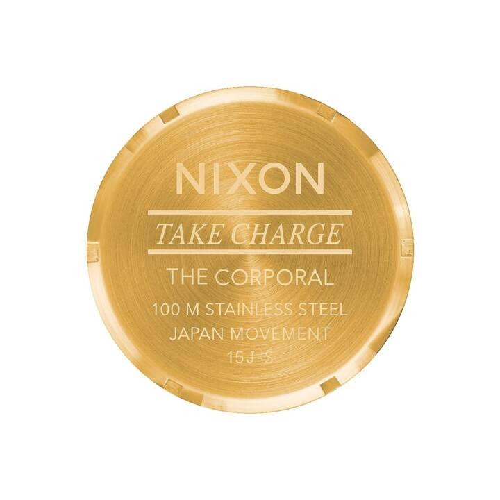 NIXON Corporal SS (Analoguhr, 48 mm)