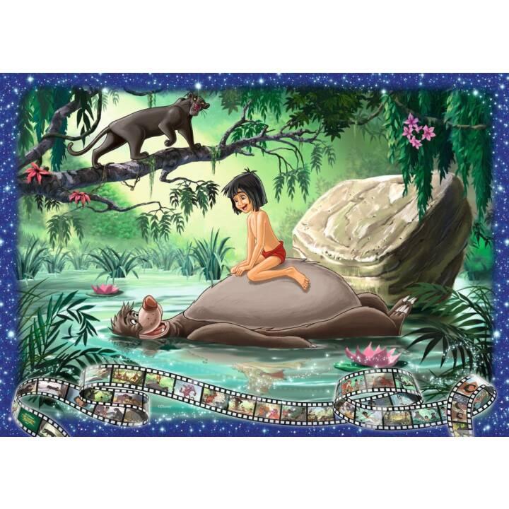 RAVENSBURGER Puzzle Dschungel Buch