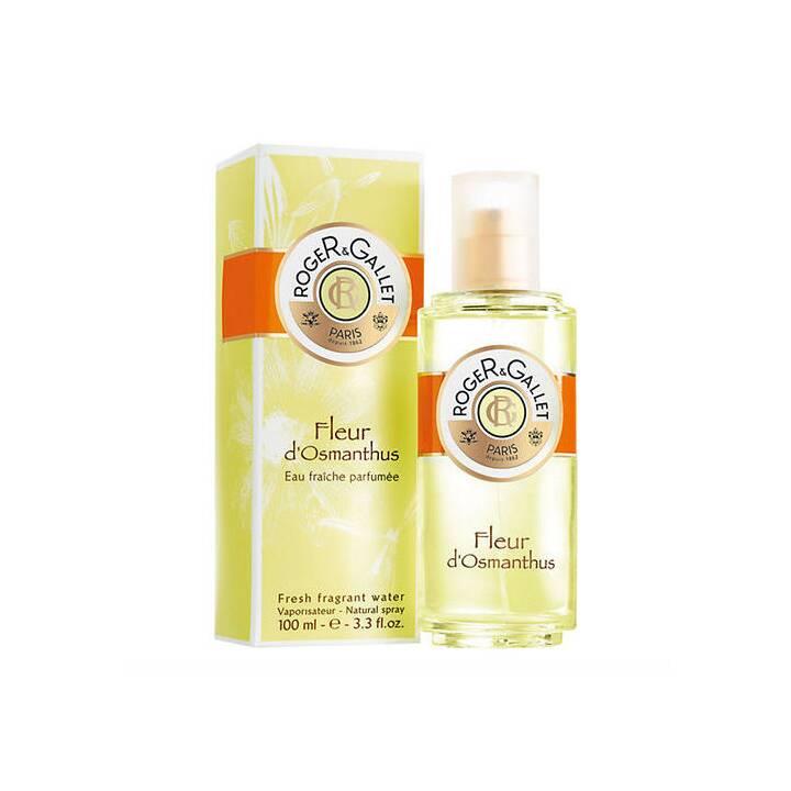 ROGER & GALLET Fleur d'Osmanthus Fresh Fragrant (100 ml, Spray corporel)