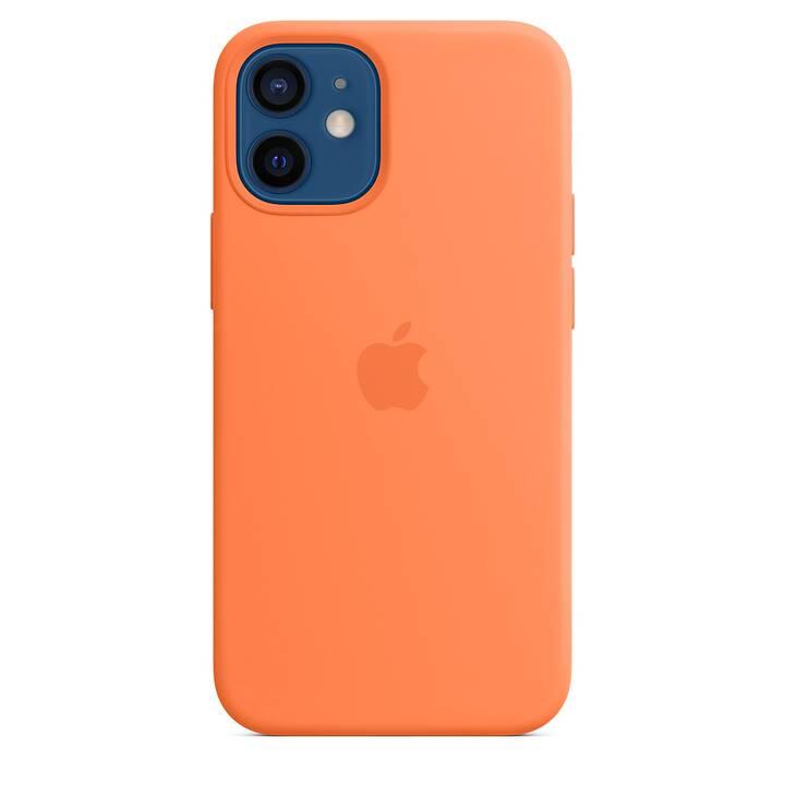 APPLE Backcover MagSafe (iPhone 12 Mini, Kumquat)