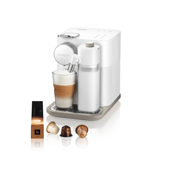 DELONGHI Gran Lattissima EN 650.W (Nespresso, Bianco)
