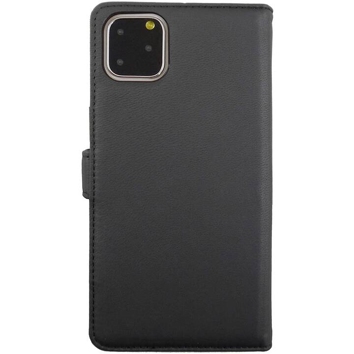 UUNIQUE Flipcover Eco Friendly (iPhone 11 Pro, Nero, Rosso)