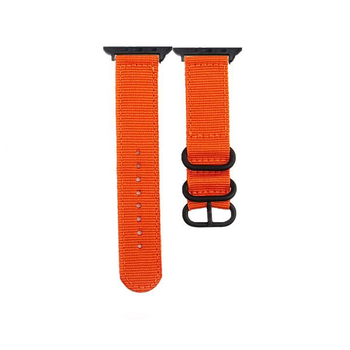 EG MTT Armband für Apple Watch 38 mm / 40 mm - orange