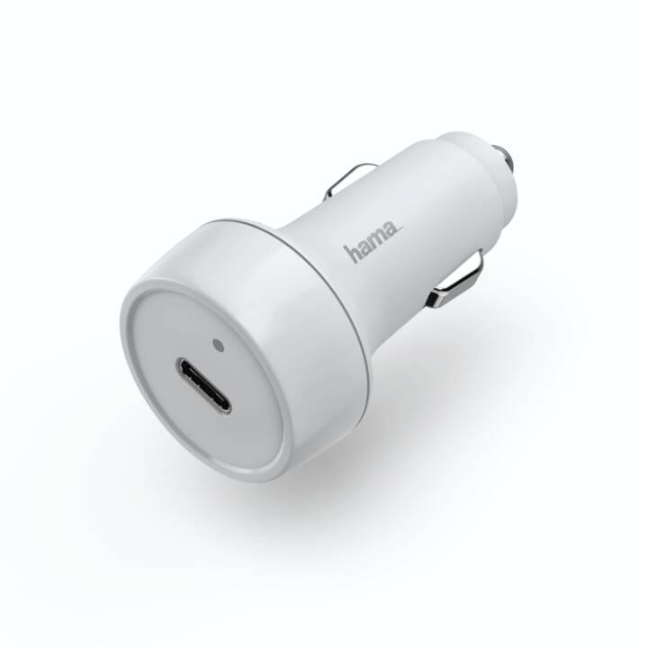HAMA Chargeur auto (USB de type C)