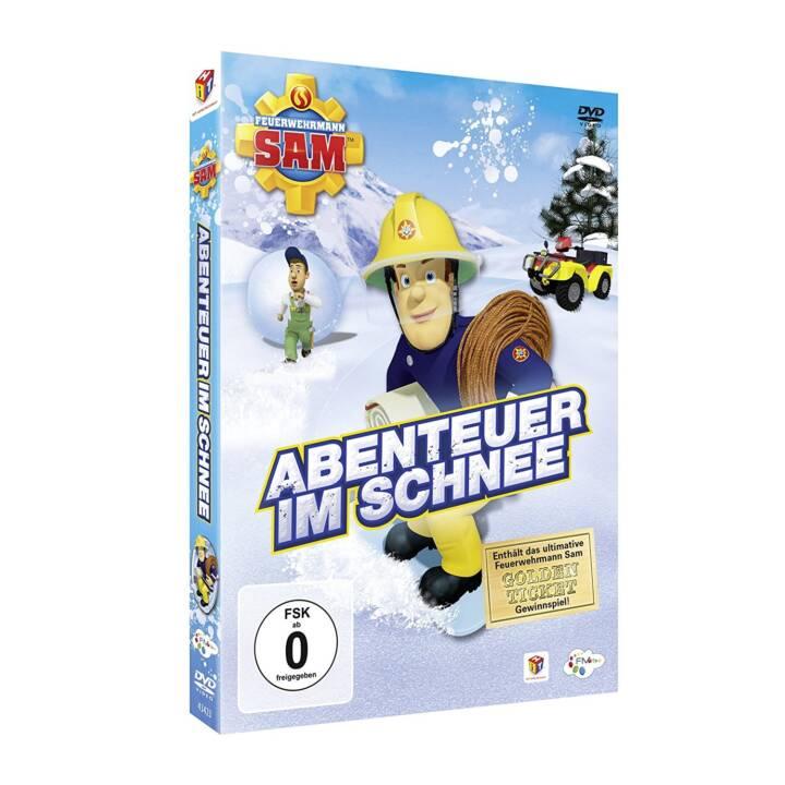 Pompiere Sam - Avventura nella neve (Versione D)