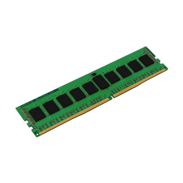 KINGSTON TECHNOLOGY ValueRAM (1 pièce, 16 Go, DDR4-SDRAM, DIMM 288-Pin)
