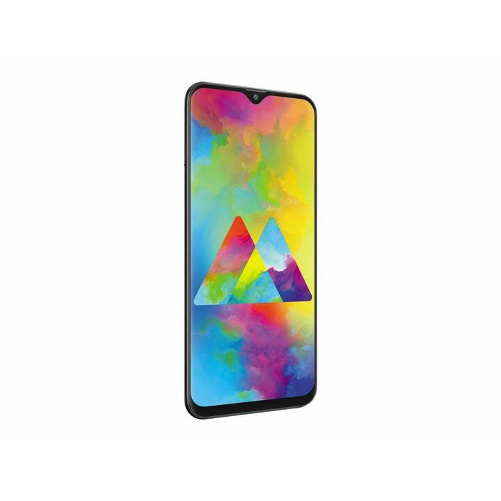 "SAMSUNG Galaxy M20 (6.3"", 64 GB, 13 MP, Charcoal black)"