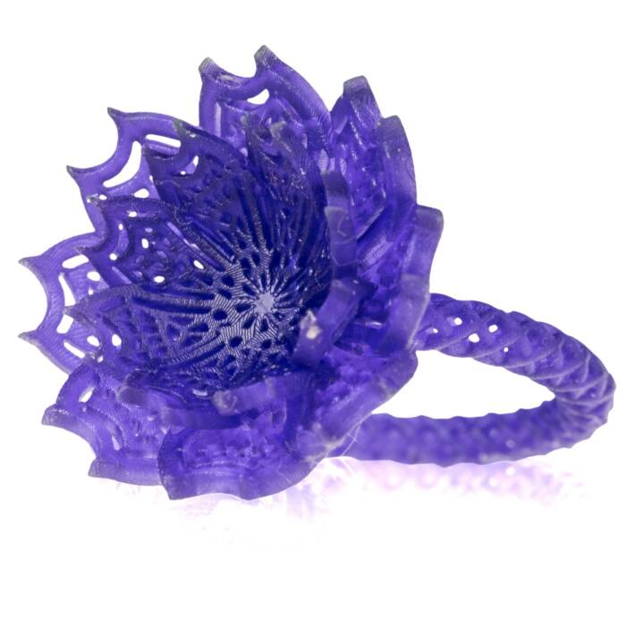 XYZPRINTING SF Purple
