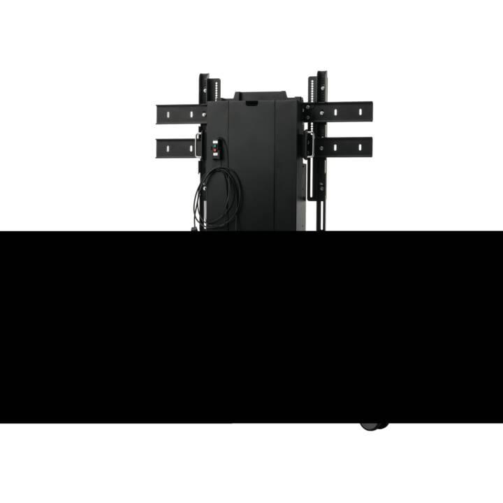 DSS DIGITAL SIGNAGE SOLUTION Supports TV Mobilift  (Mobile)