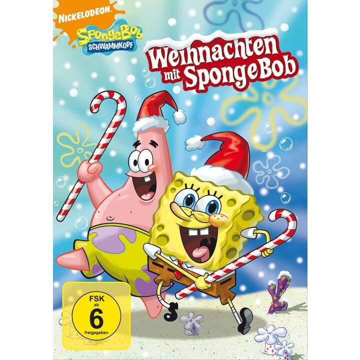 Spongebob Schwammkopf - Weihnachten mit Spongebob (FR, DE, ES, NL, EN)