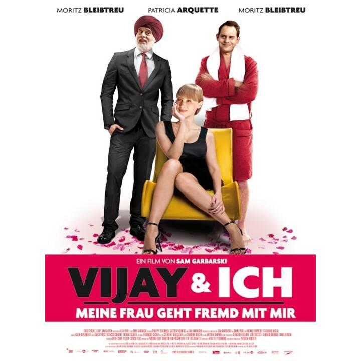 Vijay und ich - Meine Frau geht fremd mit mir (DE, EN)