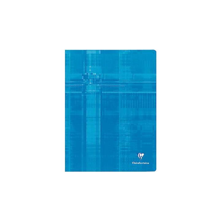 CLAIREFONTAINE Notizheft A4+ liniert 72 Blatt