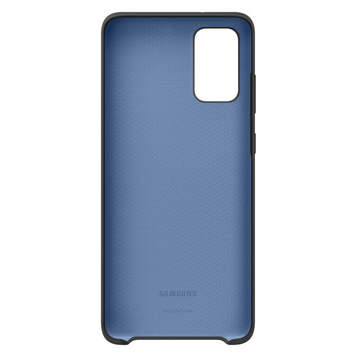 SAMSUNG Backcover Hard Cover (Galaxy S20+, Schwarz)