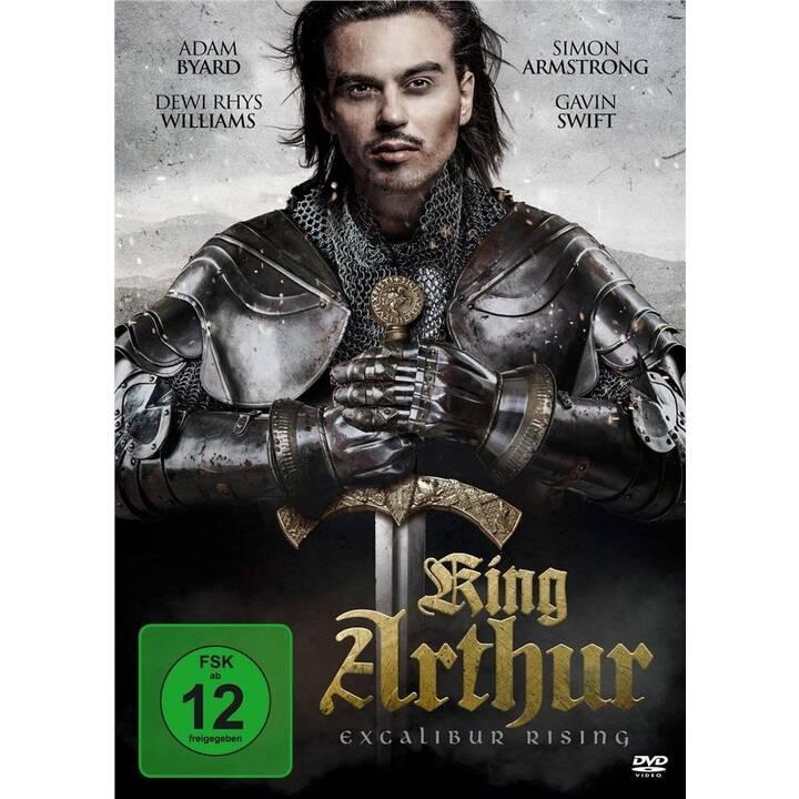 King Arthur - Excalibur Rising (DE, EN)