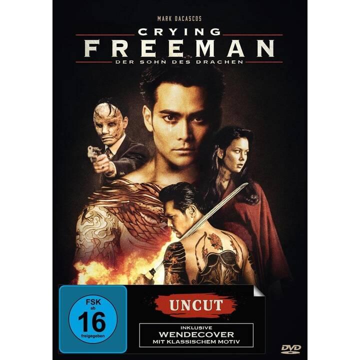 Crying Freeman (DE, EN)