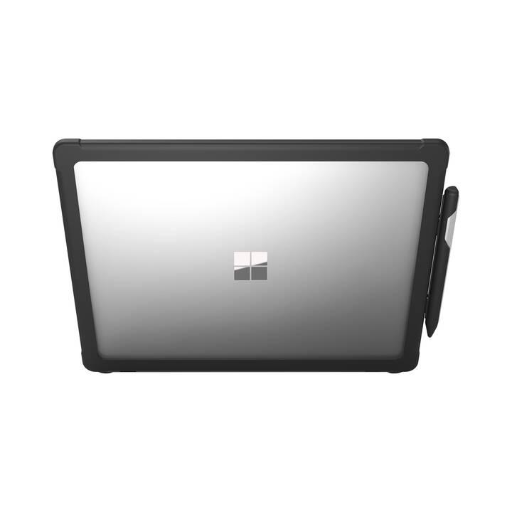 STM Hardcase (38.1cm, Transparent, Schwarz)