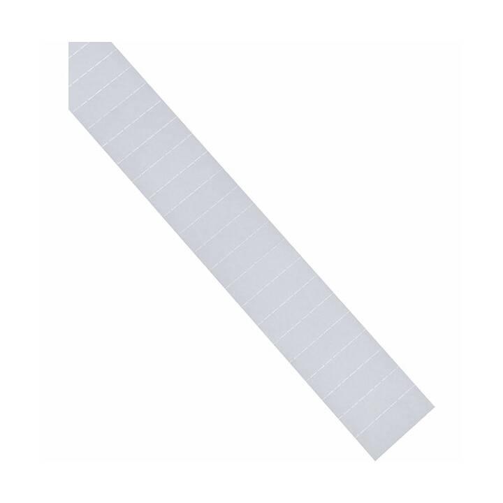 MAGNETOPLAN Einsteckschilder (Weiss, 630 Stück)