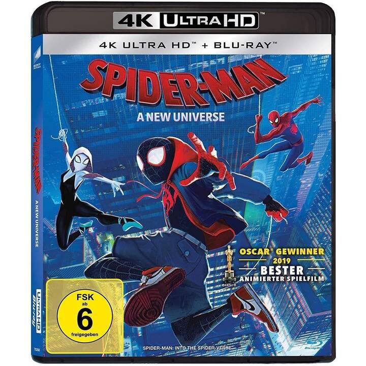 Spider-Man (4K Ultra HD, DE, EN, TR)