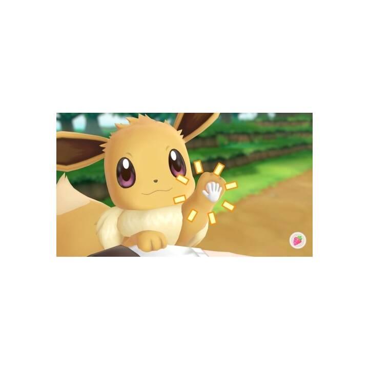 Pokémon - Let's Go Evoli! (DE)