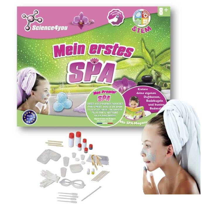 SCIENCE4YOU Experiment Box Mon premier SPA