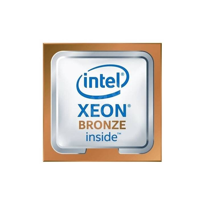 INTEL Xeon Bronze 3104 (LGA 3647, 1.7 GHz)