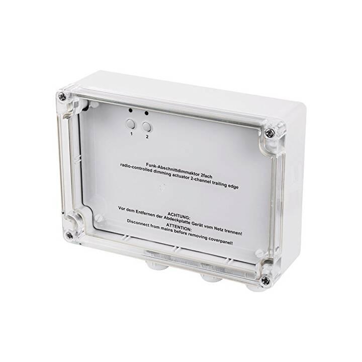 HOMEMATIC actionneur de gradation radio à commande de phase double
