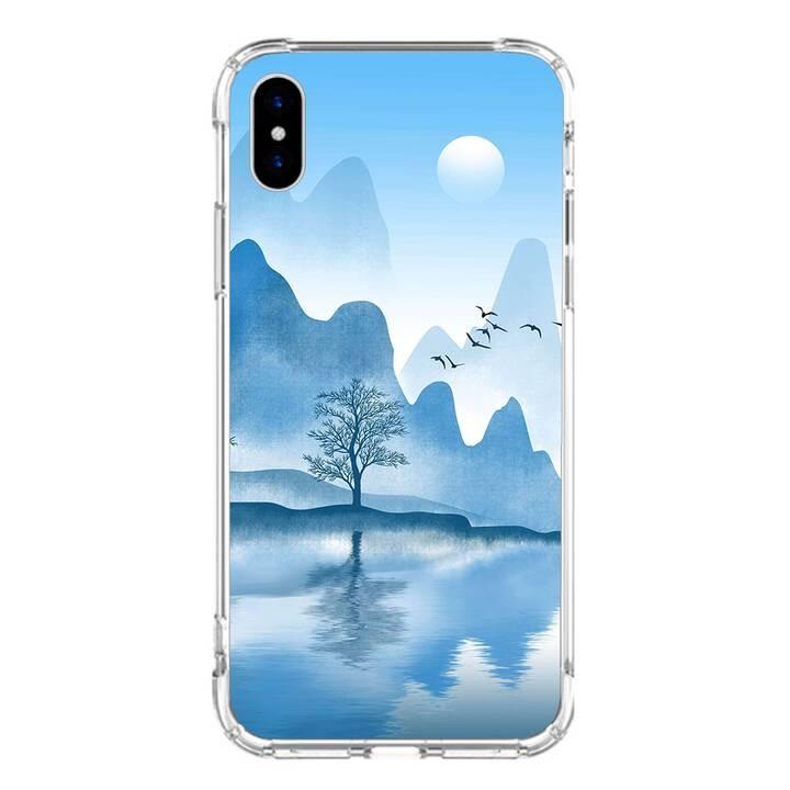 """EG MTT Backcover für iPhone XR 6.1"""" 2018 - Bemalung"""