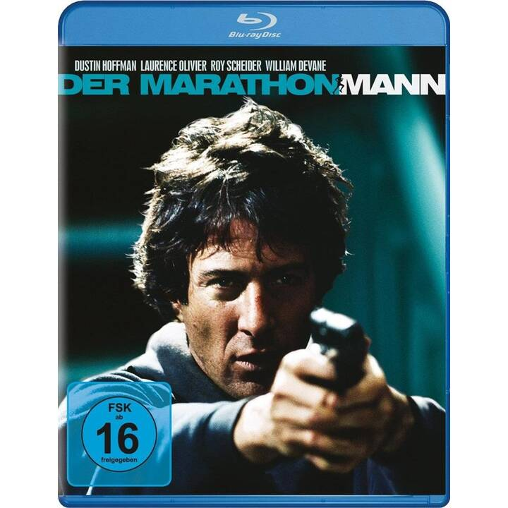 Der Marathon Mann (ES, IT, PT, DE, EN, FR)