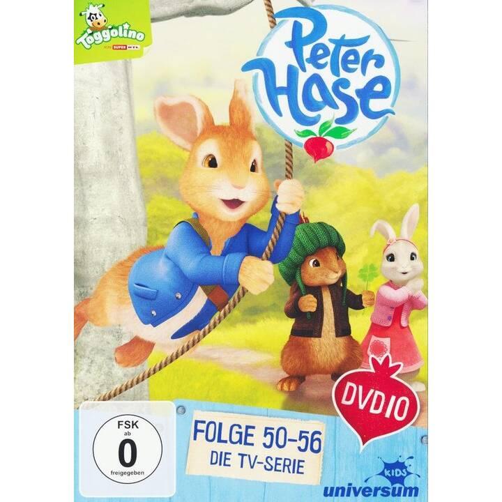 Peter Hase - DVD 10 (DE, EN)