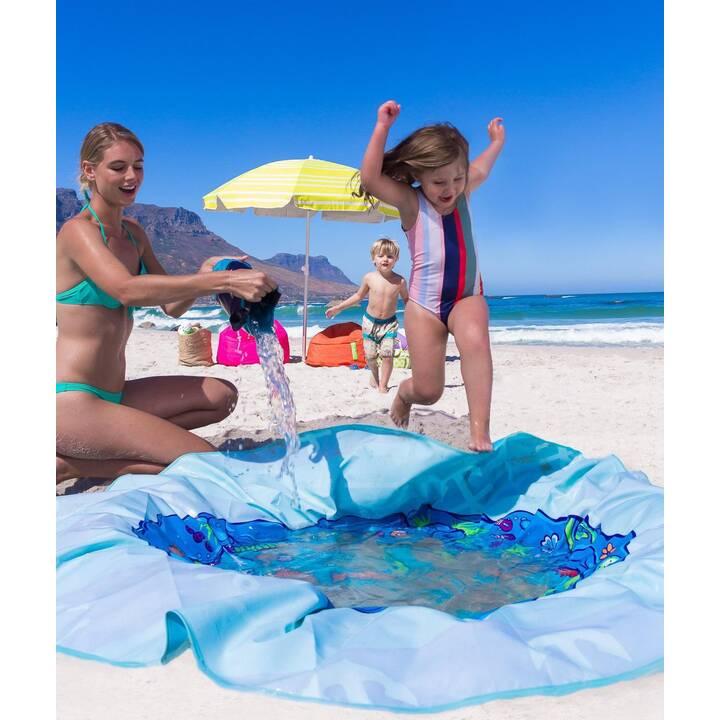 EVEREARTH Bassin pour bébé et enfant (180 cm  x 180 cm  x 20 cm)