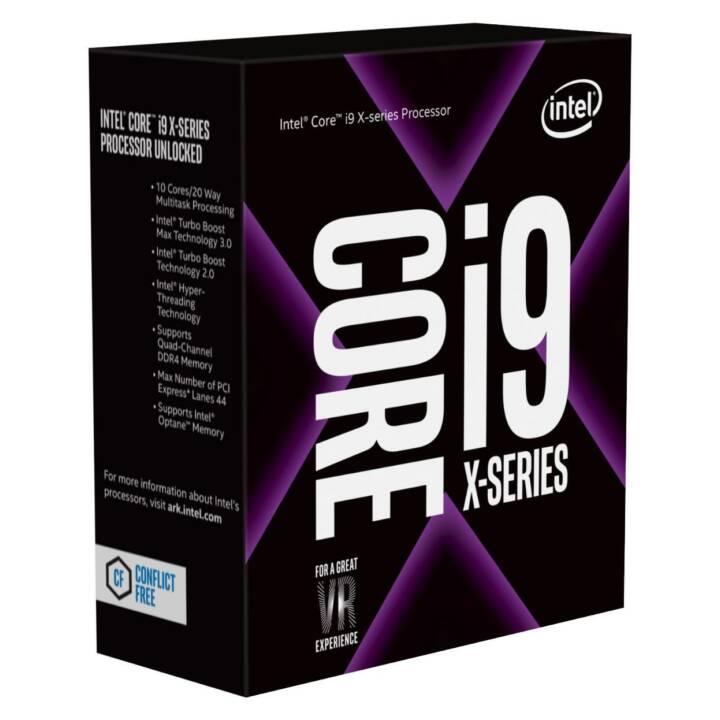 INTEL Core i9-9820X X-Series, 3.3 GHz