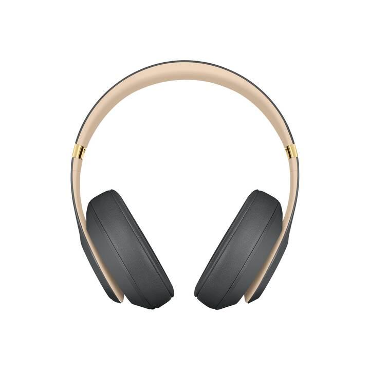 BEATS Studio³ (Over-Ear, Bluetooth 4.0, Grau, Beige)