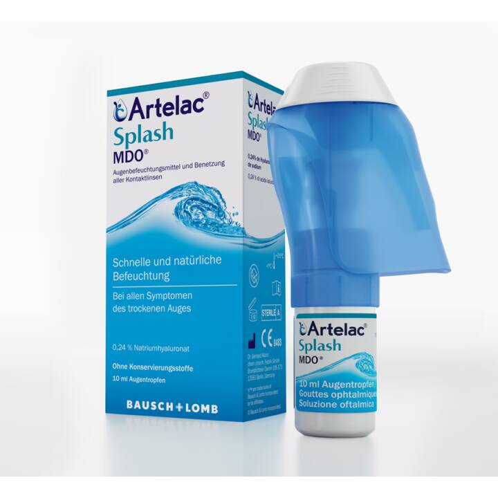 ARTELAC Splash MDO (Siero per gli occhi, 10 ml)