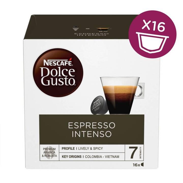 NESCAFÉ Capsules de Café Dolce Gusto Espresso Intenso (16 pièce)