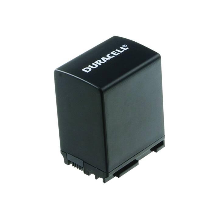 DURACELL BP-827 Batteria per videocamera agli ioni di litio, 2700 mAh