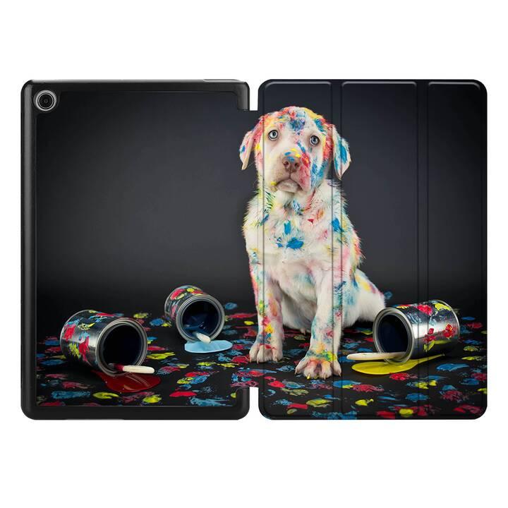"""EG MTT Hülle für HUAWEI MediaPad M5 8.4"""" 2018 - Hunde"""
