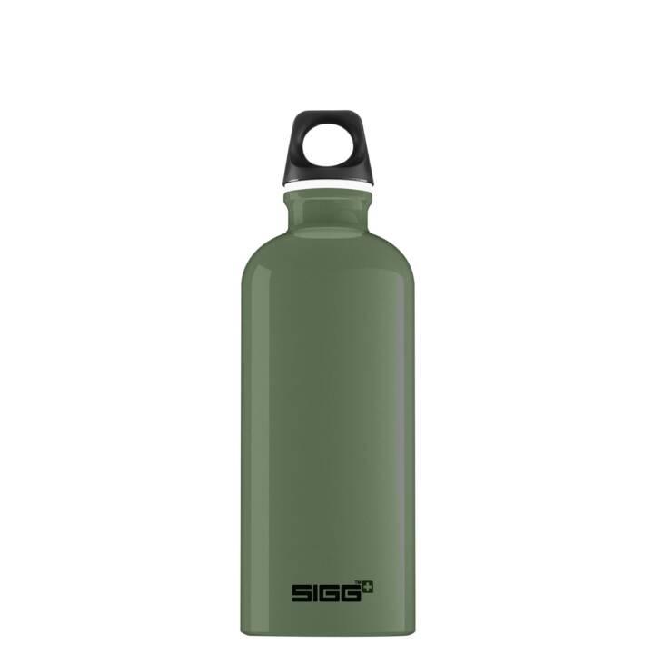 SIGG Traveller Leaf Green (0.6 l)