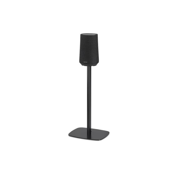 SOUNDXTRA Support sur pieds SDXHKC100FS1021 (Harman Kardon Citation 100, Noir)