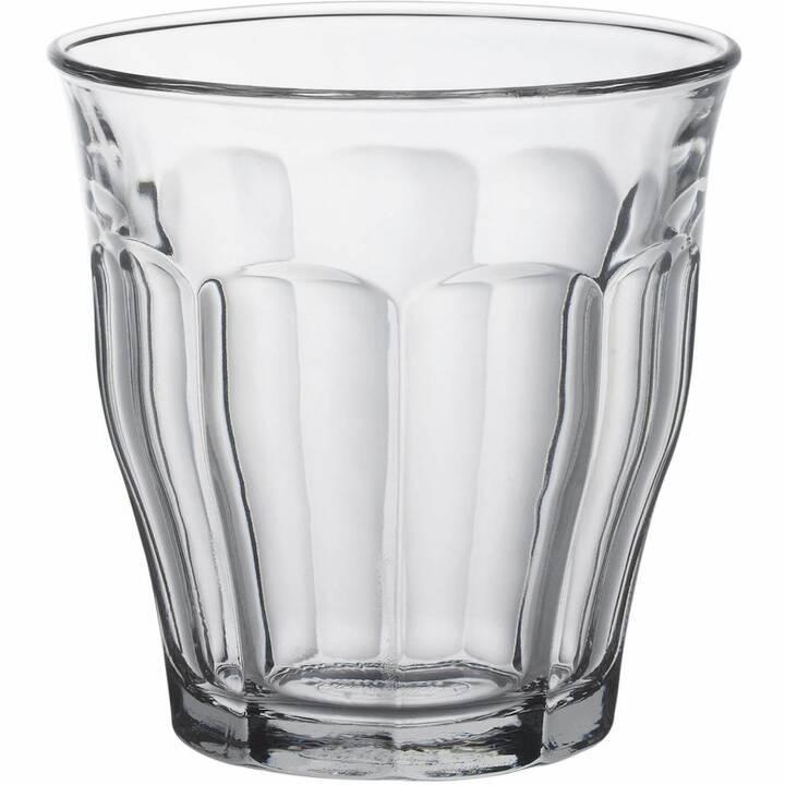 LIVIQUE Verre à eau Clear (250 ml, 1 pièce)